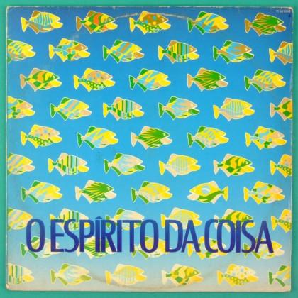 LP O ESPIRITO DA COISA 1986 PSYCH CULT ROCK FOLK BRAZIL