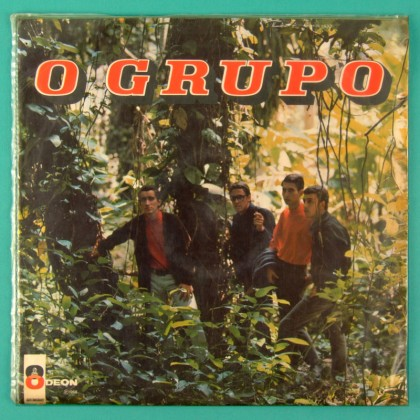LP O GRUPO 1968 BOSSA FOLK CHOIR VOCAL GROOVE BRAZIL