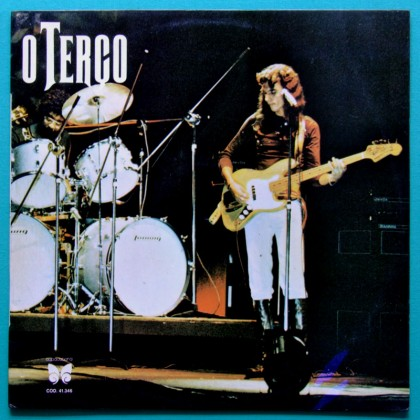 LP O TERCO  CRIATURAS DA NOITE 1975 / 1991 PSYCH PROG DUPRAT BRAZIL