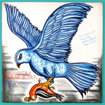 LP ORQUESTRA ARMORIAL CUSSY DE ALMEIDA CHAMADA 1976 BRAZIL