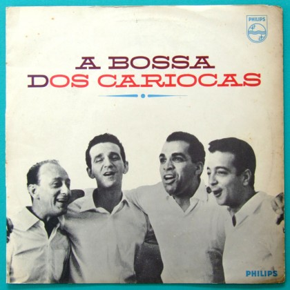 LP OS CARIOCAS A BOSSA DOS 1962 SAMBA VOCAL CHOIR BRAZIL