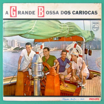 LP OS CARIOCAS A GRANDE BOSSA DOS 1964 JAZZ SAMBA BRAZIL