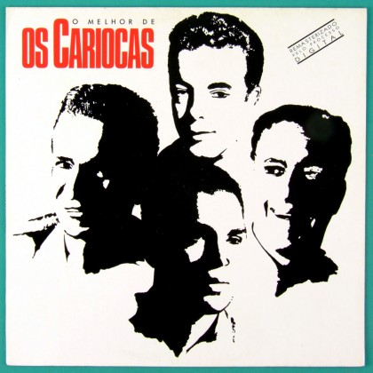 LP OS CARIOCAS 1988 JAZZ SAMBA BOSSA NOVA MELLOW BRAZIL