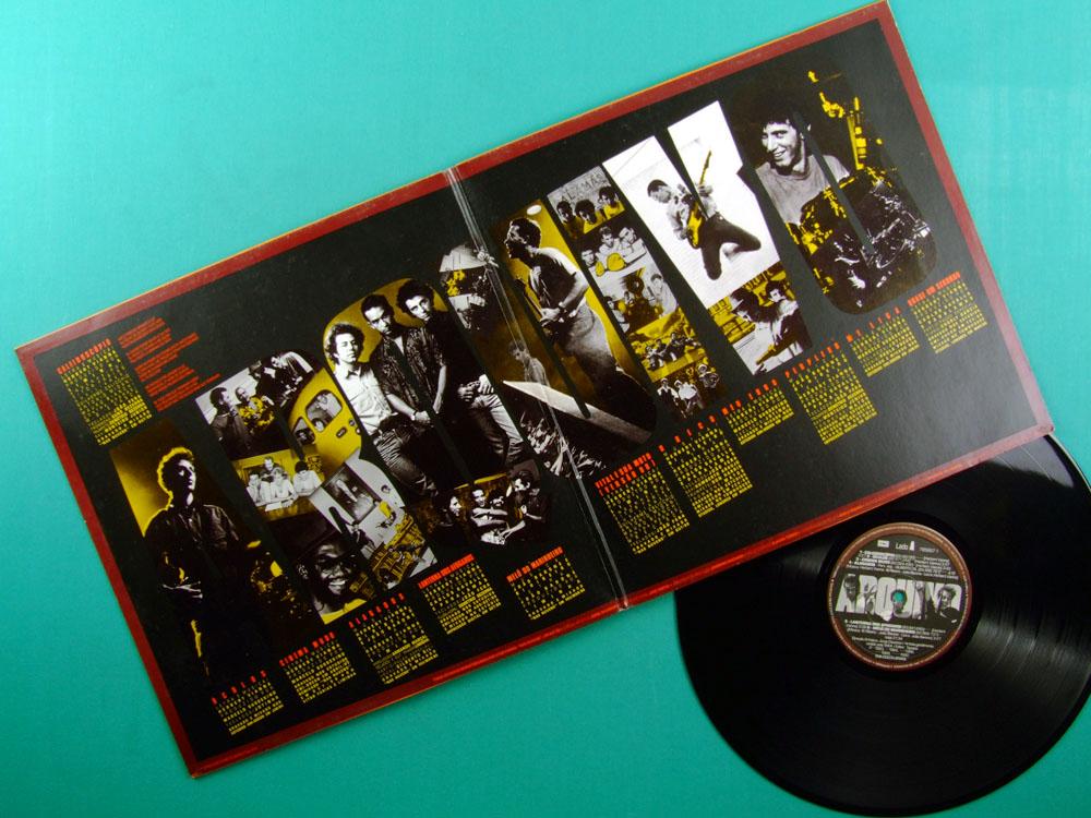 LP OS PARALAMAS DO SUCESSO ARQUIVO POP ROCK FOLK BRAZIL