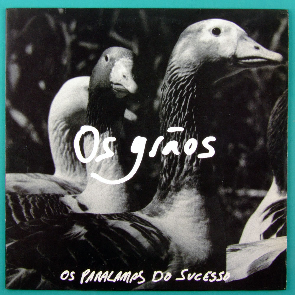 LP OS PARALAMAS DO SUCESSO OS GRAOS 1991 ROCK FOLK BRAZIL