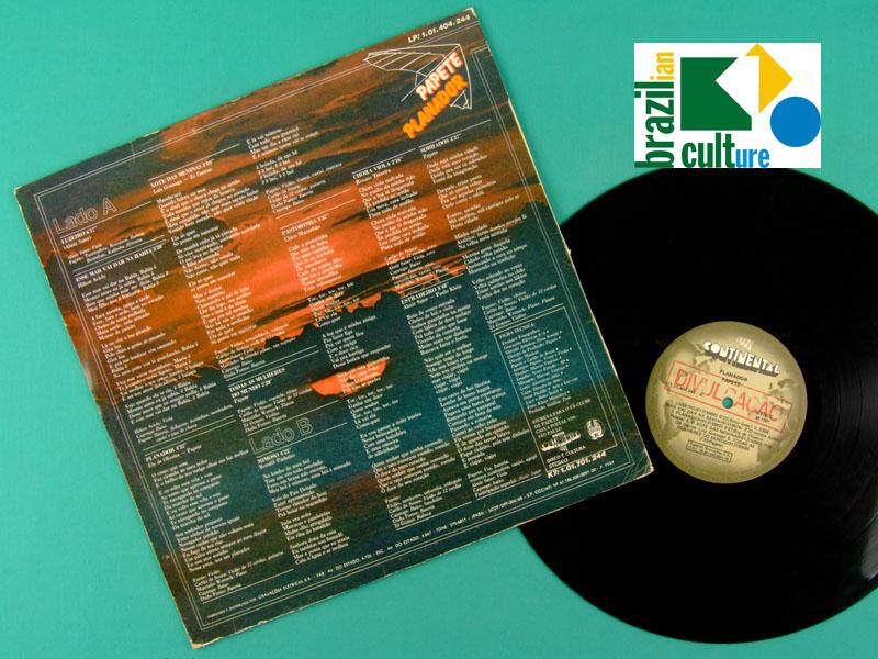LP PAPETE PLANADOR 1981 REGIONAL GROOVE FOLK PROMO BRAZIL