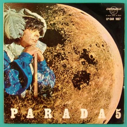 LP PARADA 5 1973 THE POPS BEAT GARAGE SOUL BOSSA BRAZIL