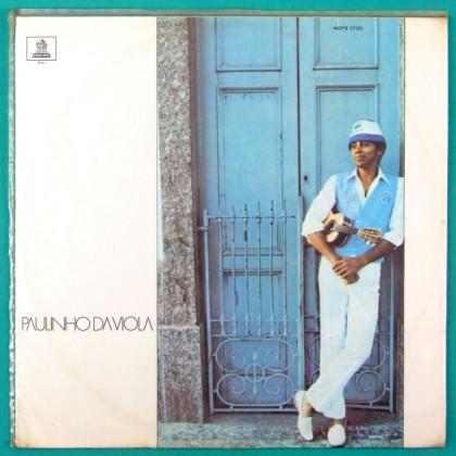 LP PAULINHO DA VIOLA 1971 MONO MPB ROOTS SAMBA CHORO BRAZIL