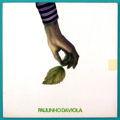LP PAULINHO DA VIOLA 1975 SAMBA CHORO ROOTS MPB BRAZIL