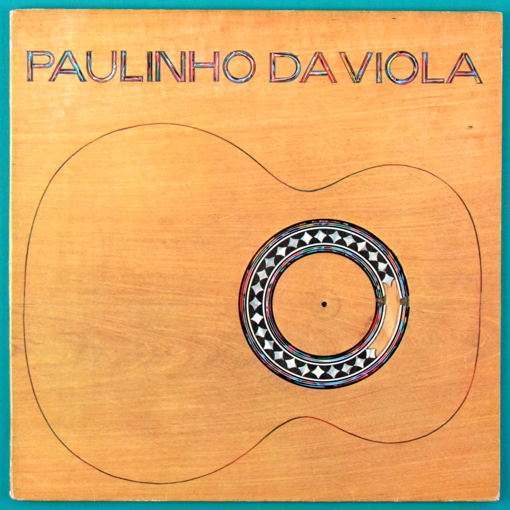 LP PAULINHO DA VIOLA 1978 SAMBA CHORO ROOTS MPB  BRAZIL