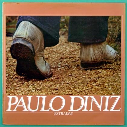 LP PAULO DINIZ ESTRADAS 1976 SAMBA FUNK FOLK SOUL BRAZIL