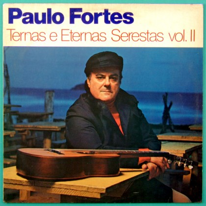 LP PAULO FORTES TERNAS ETERNAS SERESTAS VOL.II BRAZIL