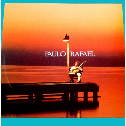 LP PAULO RAFAEL 1988 MINT REGIONAL JAZZ ROCK PSYCH FOLK INST BRAZIL