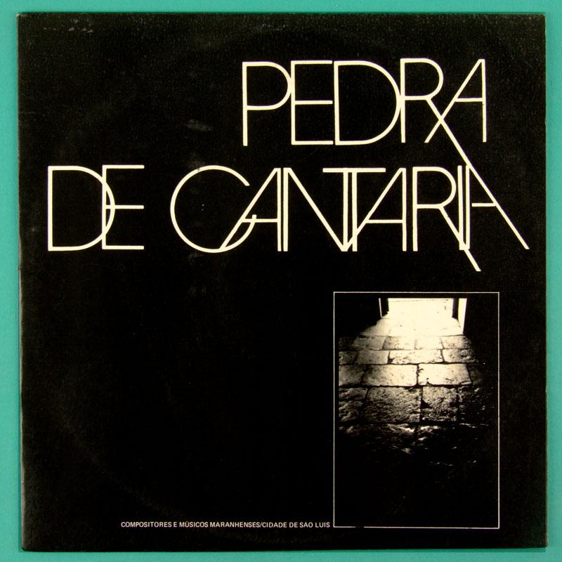LP PEDRA DE CANTARIA PROJETO GURIATA 1980 MARANHAO INDIE BRAZIL