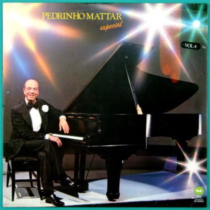 LP PEDRINHO MATTAR ESPECIAL VOL.4 1981 JAZZ BOSSA BRAZIL