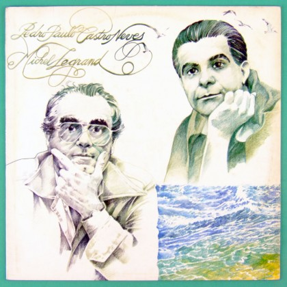 LP PEDRO PAULO CASTRO NEVES MICHEL LEGRAND 1985  BRAZIL