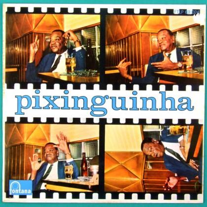 LP PIXINGUINHA CINCO COMPANHEIROS 68 SAMBA CHORO BRAZIL