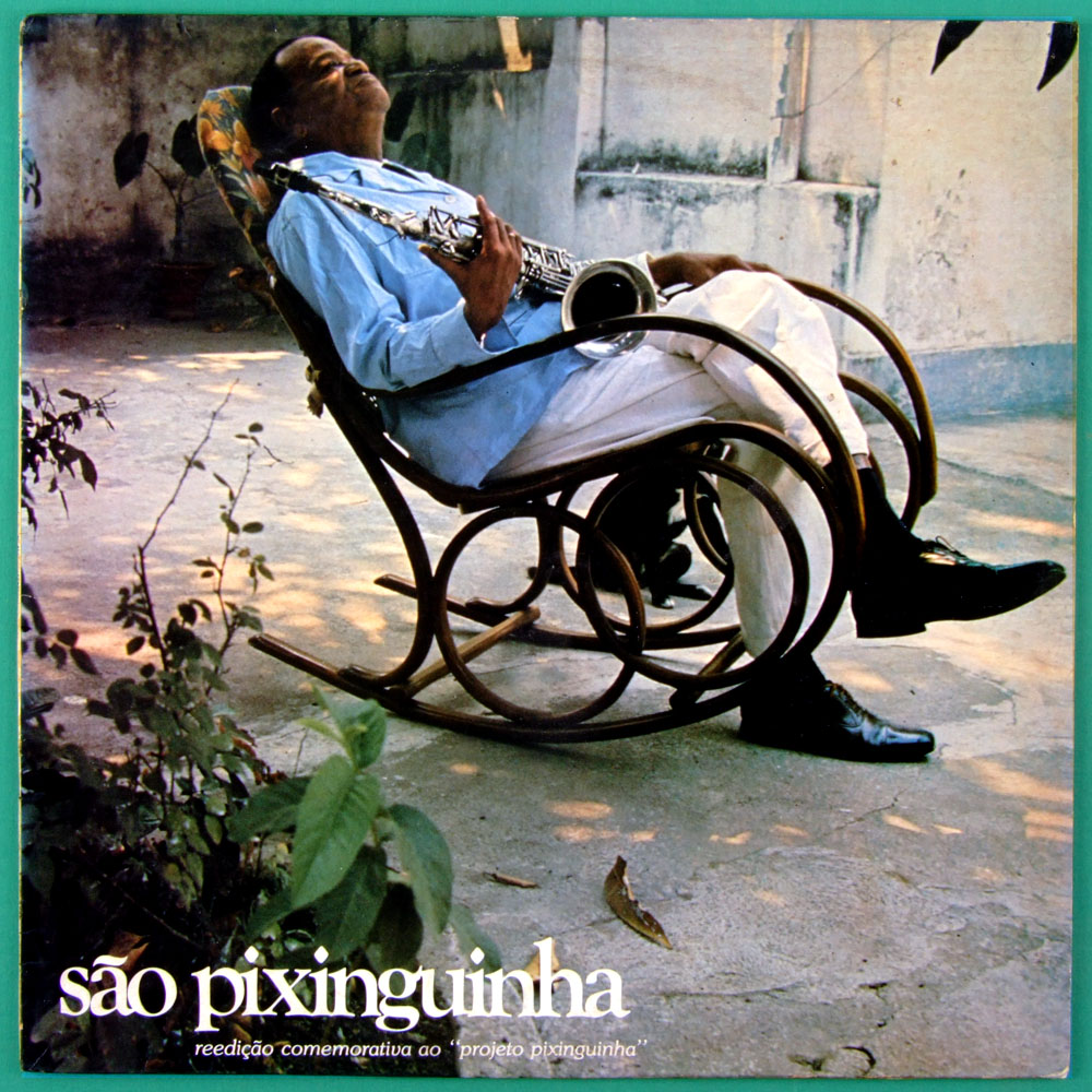 LP PIXINGUINHA SAO PIXINGUINHA 1971 SAMBA CHORO INSTRUMENTAL BRAZIL