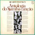 LP QUARTETO EM CY ANTOLOGIA DO SAMBA CANCAO 1975 JAZZ BRAZIL