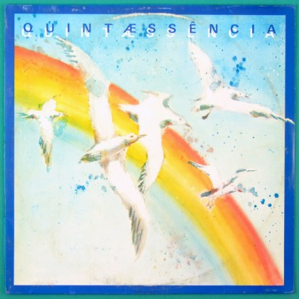 LP QUINTAESSENCIA 1983 CHOIR VOCAL SCAT FOLK CULT INDIE BEATLES  BOSSA OBSCURE BRAZIL