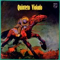 LP QUINTETO VIOLADO 1972 ORIGINAL 1ST FOLK REGIONAL BAIAO MPB BRAZIL