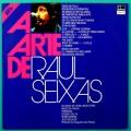 LP RAUL SEIXAS A ARTE 1982 ROCK FOLK GARAGE PSYCH BRAZIL