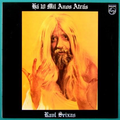 LP RAUL SEIXAS HA 10 MIL ANOS ATRAS 1976 / 1983 ROCK PSYCH BRAZIL