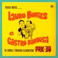 LP RENATO MURCE LAURO BORGES E CASTRO BARBOSA PRK-30 BRAZIL