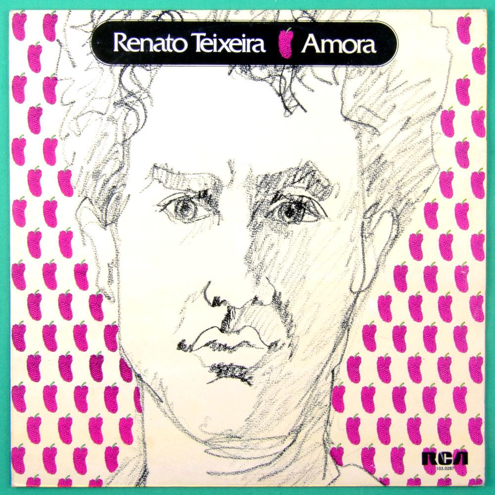 LP RENATO TEIXEIRA 1979 AMORA RURAL REGIONAL FOLK BRAZIL