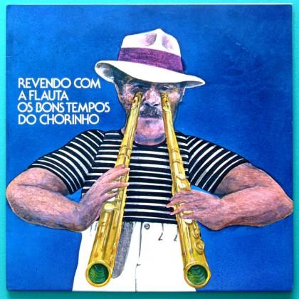 LP CARLOS POYARES REVENDO COM A FLAUTA CHORO BRAZIL