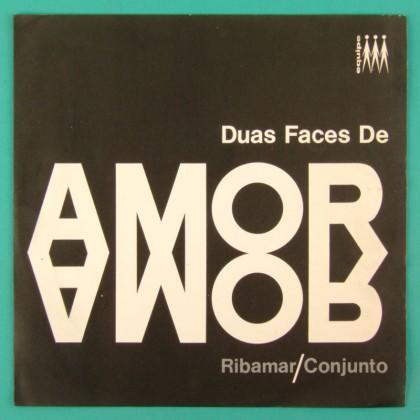 LP RIBAMAR E ZITHO RIGHI CONJUNTO DUAS FACES DE AMOR 1969 BOSSA BRAZIL