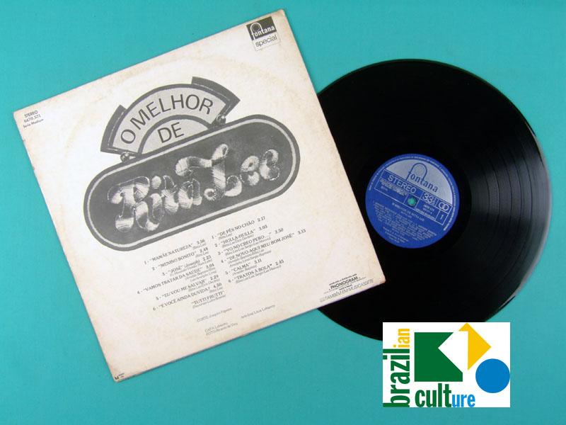 LP RITA LEE O MELHOR DE 1979 MUTANTES UNRELEASED TRACKS CILIBRINAS EDEN BRAZIL