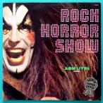 LP OST ROCK HORROR SHOW BRAZILIAN PLAY EDITION GLITTER RODRIX FOLK PSYCH BRAZIL