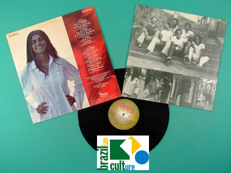 LP ROZE ACORDE 1979 FOLK PSYCH REGIONAL OBSCURE CULT GROOVE BRAZIL