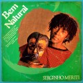 LP SERGINHO MERITI BEM NATURAL 1984 FUNK SAMBA SOUL BRAZIL