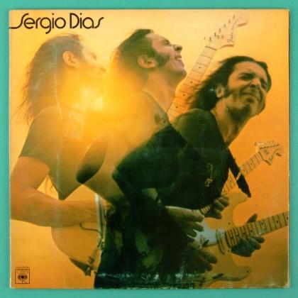 LP SERGIO DIAS 1980 MUTANTES GAL COSTA SHANKAR CAETANO VELOSO PROG PSYCH JAZZ ROCK BRAZIL