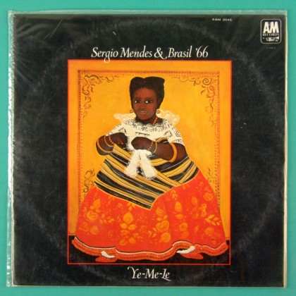 LP SERGIO MENDES & BRASIL '66 YE-ME-LE 1970 GROOVE BRAZIL