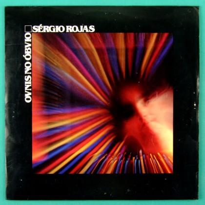 LP SERGIO ROJAS OVNIS NO OBVIO 1987 TOM JOBIM EXP ATONAL PSYCH BRAZIL
