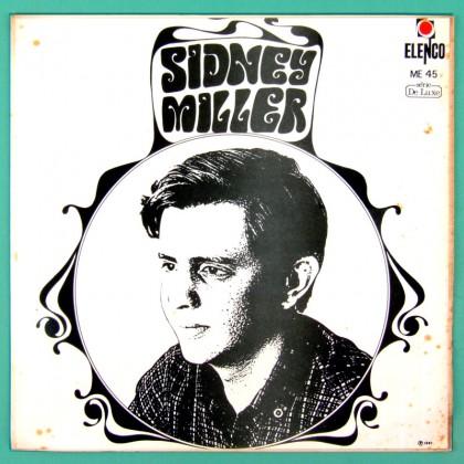 LP SIDNEY MILLER 1967 DEBUT JAZZ FOLK BOSSA NOVA BRAZIL
