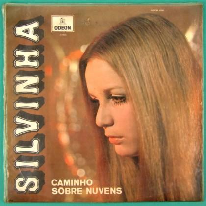 LP SILVINHA CAMINHO SOBRE AS NUVENS 1969 FOLK BRAZIL