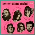 LP SILVIO BRITO E OS APACHES POR UM AMOR MAIOR 1973 BRAZIL