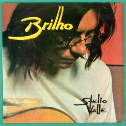 LP STELIO VALLE BRILHO 1979 INDIE FOLK REGIONAL OBSCURE CULT NORTHEASTERN BRAZIL