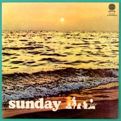 LP SUNDAY 1972 PSYCH FOLK OBSCURE FUZZ GROOVE BRAZIL