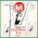LP TAIGUARA CLAUDETE SOARES 1º TEMPO 5 X 0 1974 BOSSA BRAZIL