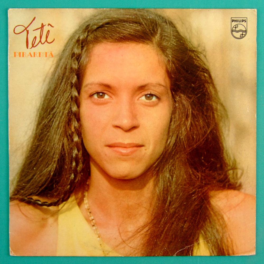 LP TETE ESPINDOLA PIRARETA 1980 EXP FOLK PSYCH ALZIRA ALMIR SATER ARRIGO BARNABE BRAZIL