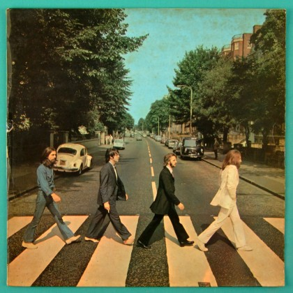 LP THE BEATLES ABBEY ROAD STEREO PSYCH ROCK 1969 LOS BEATLES APPLE 6010 ARGENTINA