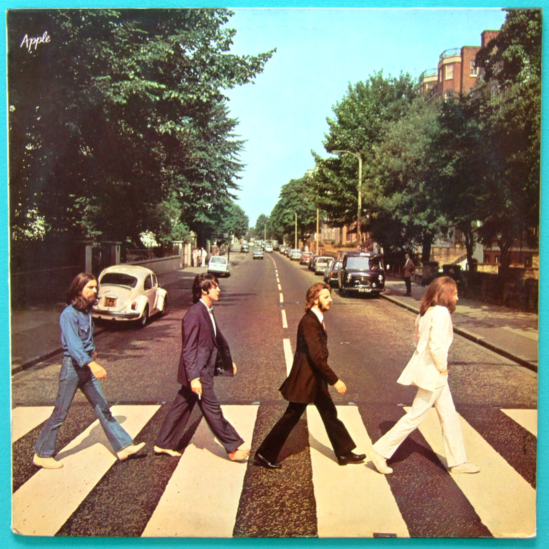 LP THE BEATLES ABBEY ROAD 1969 / 1988  STEREO NEAR MINT PSYCH BRAZIL