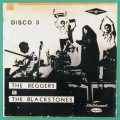 LP THE BEGGERS & THE BLACKSTONES DISCO 3 1966 BEAT GARAGE POKORA BRAZIL