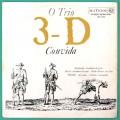 LP TRIO 3-D CONVIDA 1965 RAULZINHO MEIRELLES EUMIR DEODATO PAULO MOURA ED MACIEL BRAZIL