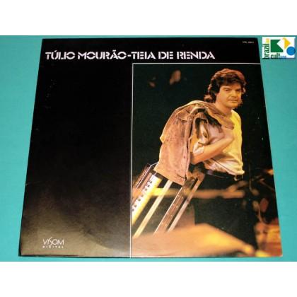 LP TULIO MOURAO TEIA DE RENDA 1989 JAZZ MINAS MILTON BRAZIL